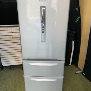 冷蔵庫 Panasonic 3ドア 家族用 ファミリーサイズ 3...