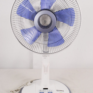 9217 YAMAZEN 山善 リビング扇風機 YLR-DT30...
