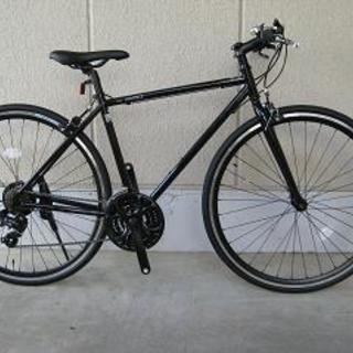 〔新品〕クロモリフレーム・クロスバイク(アビリティーアドバンス700)
