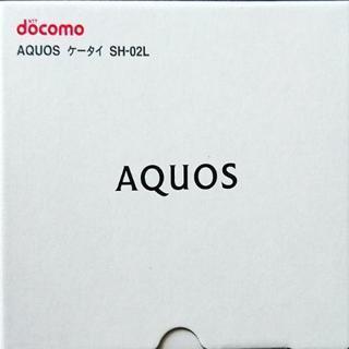 【新品未使用】おまけ付き docomo シャープ AQUOS S...