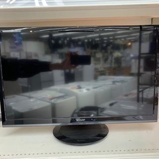 半年間動作保証!!SHARP LED液晶テレビ