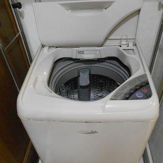 SANYO洗濯機!! 古いです!!