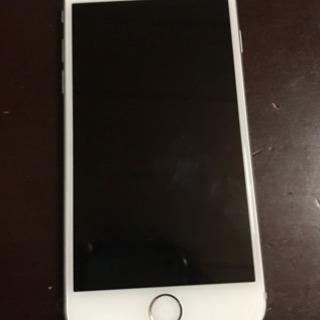 新品未使用iPhone8 64GB silver