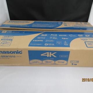 パナソニック ブルーレイレコーダー DMR-BRW1010 20...