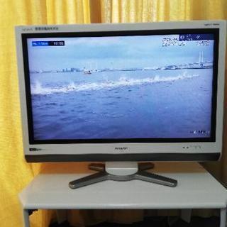 再値下げ!【液晶テレビ】SHARP LC-32D30 2008年製