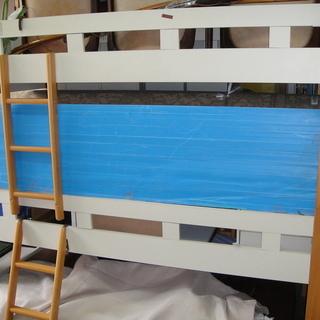 2段ベッド 二段ベッド 組み立て式