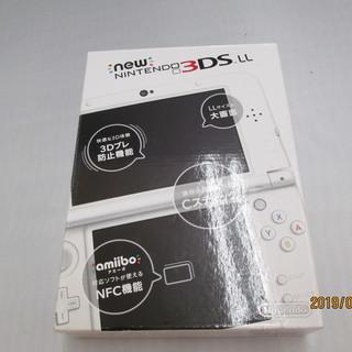 任天堂 3DSLL パールホワイト  RED-001