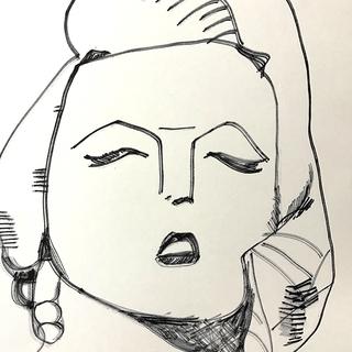 誰でも、自動的に絵が描ける「快画塾」広島クラス 3時間コース