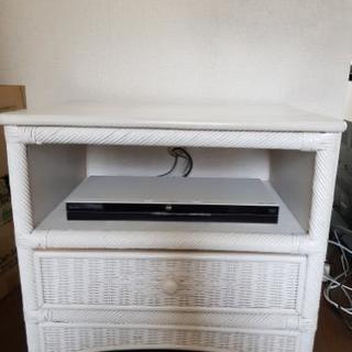 ラタン調TVボード