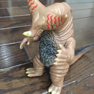 ソフビ☆ウルトラ怪獣 5体
