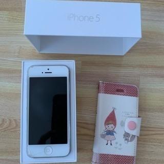 iPhone 5 32GB SIMフリー