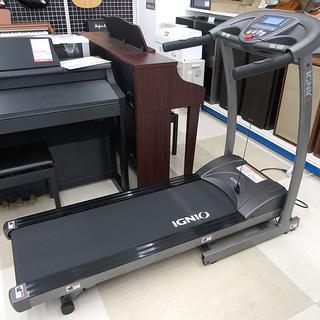 IGNIO/イグニオ ランニングマシン トレッドミル R16 ...