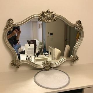 アンティーク鏡新品