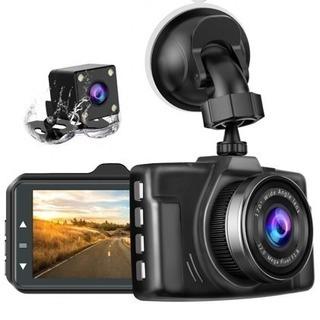 2カメラ 2019年最新版 ドライブレコーダー