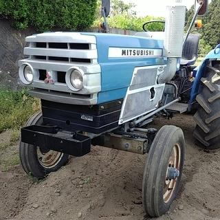 三菱トラクター D2650 26馬力