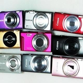 他のサイトで決まりました。デジタルカメラ まとめ売り 「Cano...