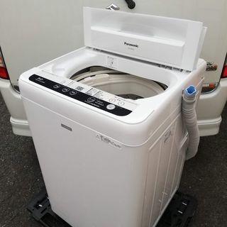 ◼️配達~設置可■美品■パナソニック 5.0kg 全自動洗濯機 ...