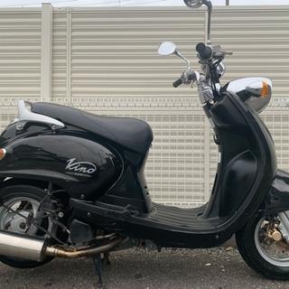YAMAHA Vino125  4サイクル 低燃費 使い勝手のい...