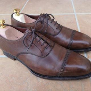 革靴磨かせて下さい!👞