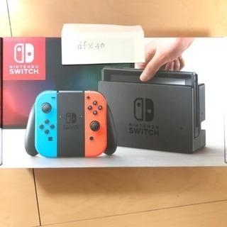 ☆Nintendo Switch 本体!付属品全てあります!ほぼ新品!
