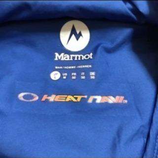 マーモット marmot Heat Navi ジャケット Lサイズ 青