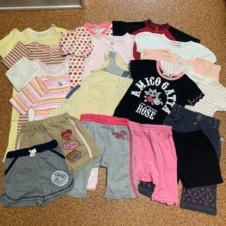 サイズ80★女の子用 お洋服18枚セット