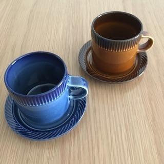 小さなコーヒーカップ&ソーサー