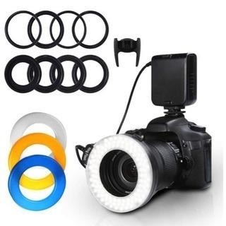 カメラ/一眼レンズカメラ用 RF550D フラッシュ・スピードラ...