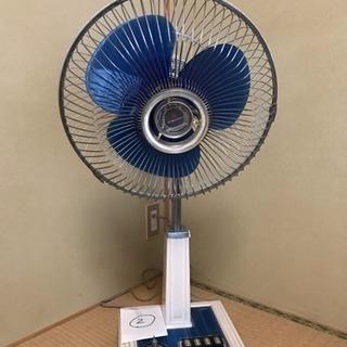 三菱の扇風機②