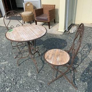 エクステリア用 椅子 テーブル