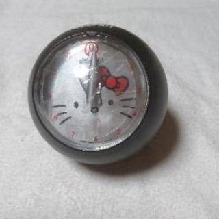 キティ 銀色 時計