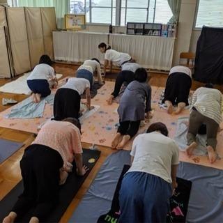 ママヨガ 〜子どもといっしょ〜    ケーキ&お茶タイム付き♫ - 浜松市