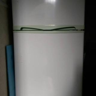 2ドア冷蔵庫 値引交渉可