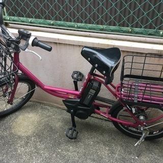 ブリジストン 電動アシストミニ自転車