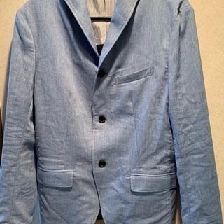 メンズ 水色 ジャケット