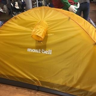モンベル ステラリッジ テント1  +ステラリッジ テント1 レ...
