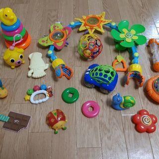 いろいろおもちゃセット