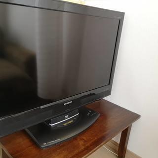 三菱 液晶テレビ LCD-32BHR300(録画HD/ブル...
