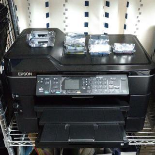 エプソン(EPSON) 複合機 プリンター PX1700F インク付き