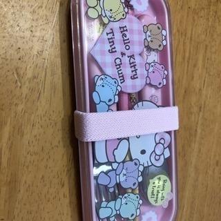 キティちゃんお箸セット