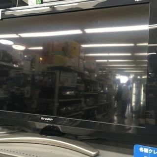 SHARP 32インチ液晶テレビ LC-32E7 2010年製