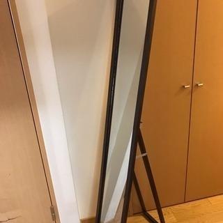 【値下げ】スタンドミラー、鏡