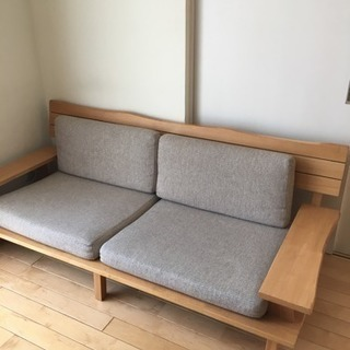 3Pソファ 中古 ニトリ 美品