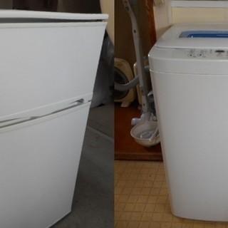 家電製品(洗濯機、冷蔵庫,炊飯器)