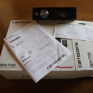 値下げパイオニア デッキ DEH-7100