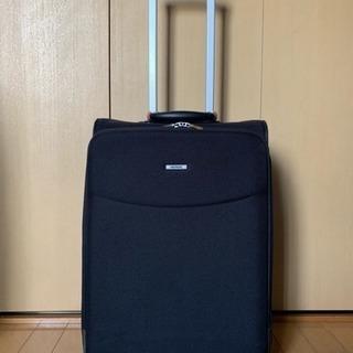 機内持ち込み可能 スーツケース(黒)