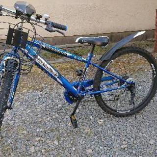 24インチ ジュニアマウンテンバイク