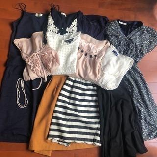 【まとめ売り】レディースお洋服 福袋④ pattern、ロペピクニック   、UNIQLOの画像