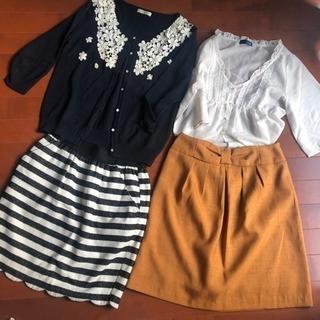 【まとめ売り】レディースお洋服 福袋④ pattern、ロペピクニック   、UNIQLO - 墨田区