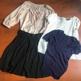 【まとめ売り】レディースお洋服 福袋④ pattern、ロペピクニック   、UNIQLO - 服/ファッション